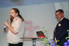 Johan Hedlund, m/s Stena Nautica