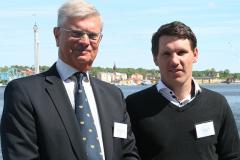 Christer Nordling och Jonas Laveryd