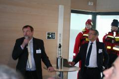 Maskinreparatör Jan Tigerstrand, Viking Cinderella, och Karl Karell.