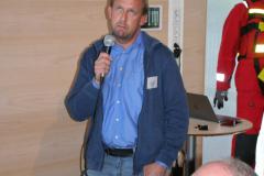 Motorman Göran Videfors, Oberon, och Kenny Reinhold.