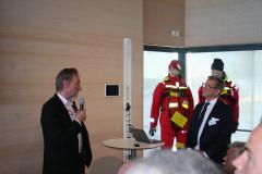 Befälhavare Christer Menfors, Stena Vision.