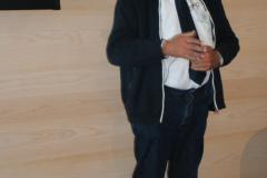 Sjökapten Benny Pettersson.