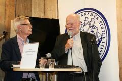 Lennart Johnsson och Åke Selander