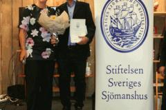 Pia Berglund och Joachim Östlund.