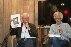 Anders Lindström och Lennart Johnsson om Ove Allansson.