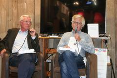 Anders Lindström och Lennart Johnsson.