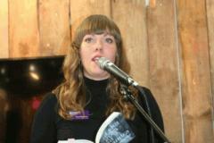 Poeten Jenny Wrangborg.