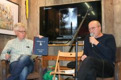 Lennart Johnsson och Stefan F Lindberg.