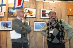 Lennart Johnsson och Anders Djerf.