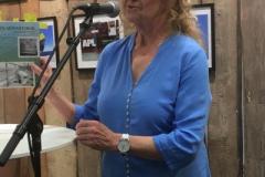Marie Byström.