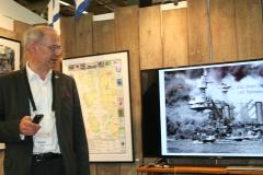 Per-Anders Lundström berättar om Pearl Harbor.