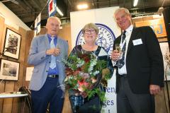 Christer Themnér, Eva Johansson och Christer Nordling.
