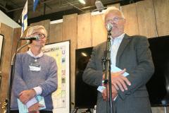 Thore Hansson berättar om sin bok Sorken som blev sjökapten.